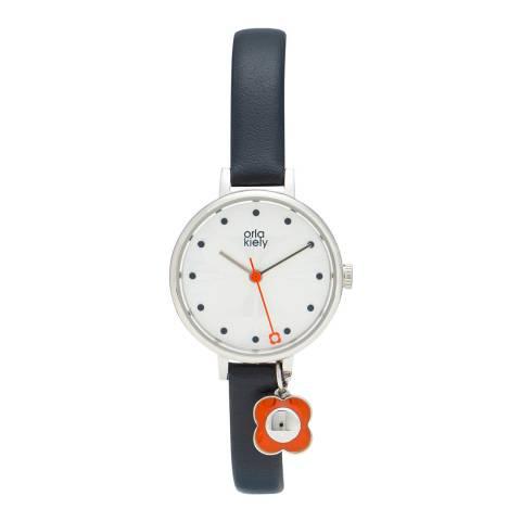 Orla Kiely Ivy Charm Watch
