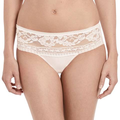 Wacoal White Jasmine Eternal Brief