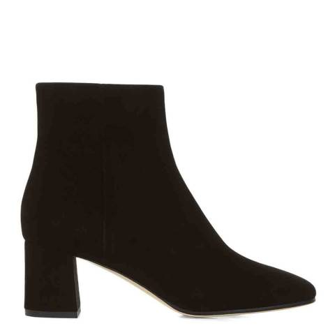 Hobbs London Black Imogen Suede Boots
