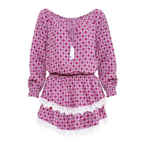 Paolita Pink Mojave Short Dress