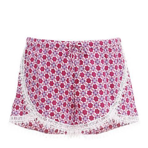 Paolita Pink Mojave Shorts