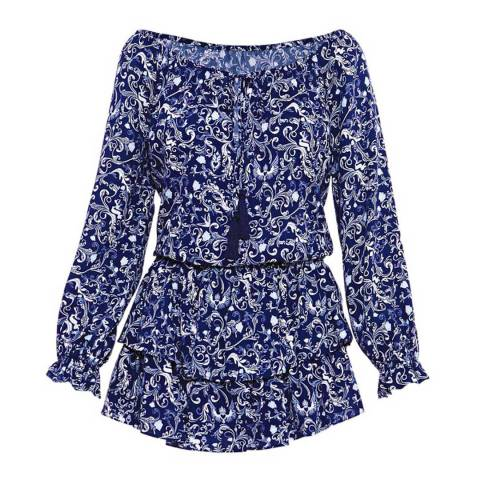Paolita Blue La Sirena Dress