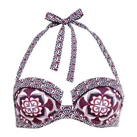 Paolita Red Toluca Bikini Top