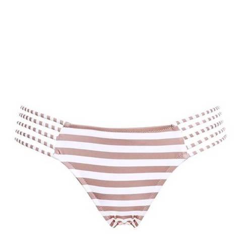 Paolita Beige Allegra Bikini Bottom