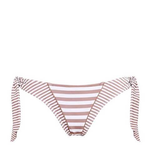Paolita Beige Santana Bikini Bottom