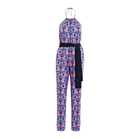 Paolita Blue Amate Jumpsuit