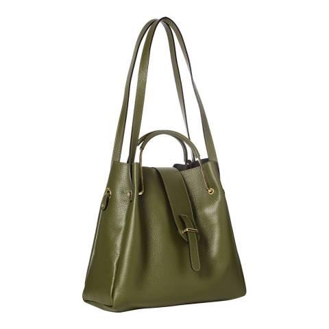Giorgio Costa Olive Top handle / Shoulder Bag