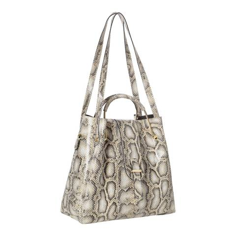 Giorgio Costa Snake Top handle / Shoulder Bag