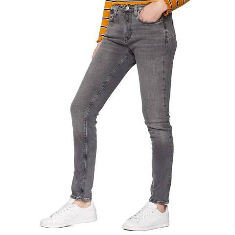 Replay Grey Zackie Skinny Fit Jeans
