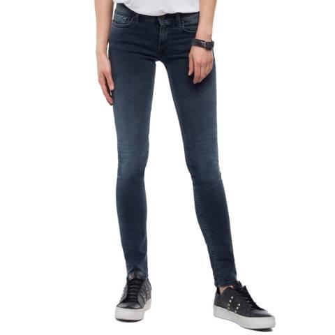 Replay Blue Luz Skinny Jeans