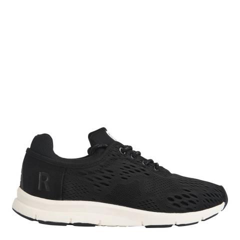 G-Star Black Mesh Grount Sneakers