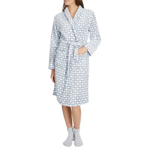 Cottonreal Artisan Circle MicroFleece Shawl Collar Robes