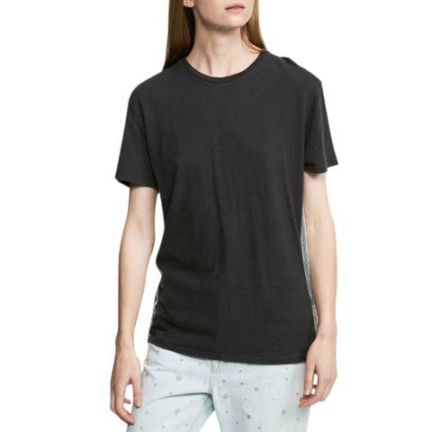 Zoe Karssen Moonless Night Loose Fit T-Shirt