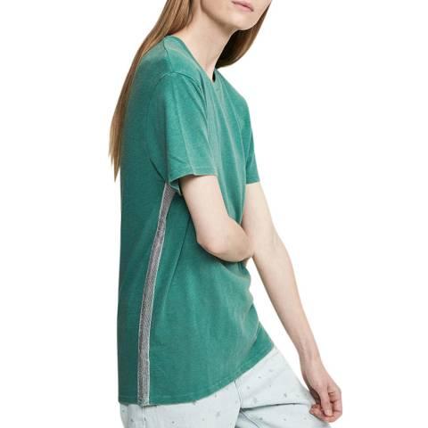 Zoe Karssen Acid Green Loose Fit T-Shirt