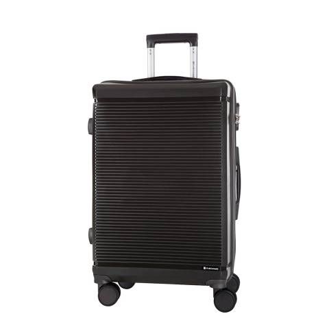 Platinium Grey Redhill 8 Wheel Suitcase 66cm