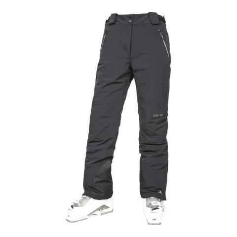 Trespass Black Galaya Ski Pants