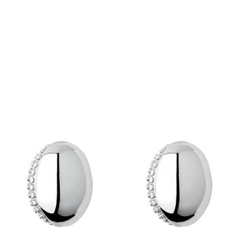 Links of London Silver Oval Earrings