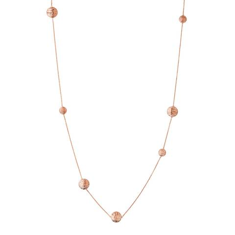 Links of London Rose Gold Essential Long Necklace