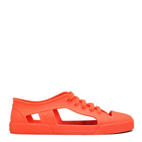 Vivienne Westwood for Melissa Orange Vivienne Westwood for Melissa Brighton Flat Sneakers