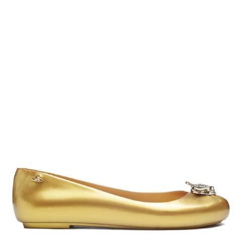 Vivienne Westwood for Melissa Honey Bee Melissa x Vivienne Westwood Love Flat Pumps
