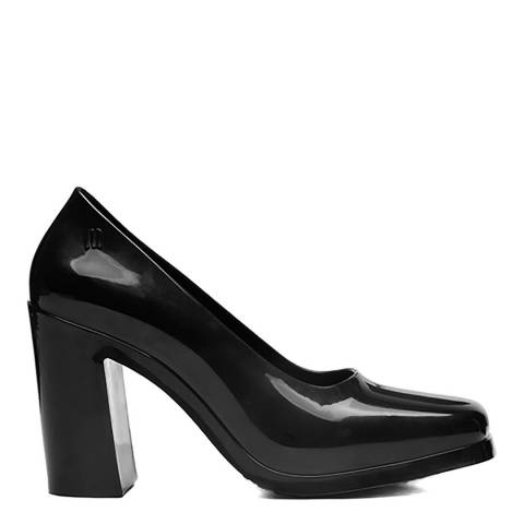 Melissa Black Shift Melissa Heeled Pumps