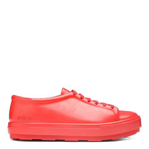 Melissa Red Be 20 Flat Melissa Sneakers