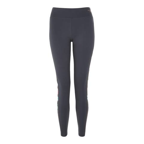 Ted Baker Dark Grey Xiah Minerals Printed Leggings