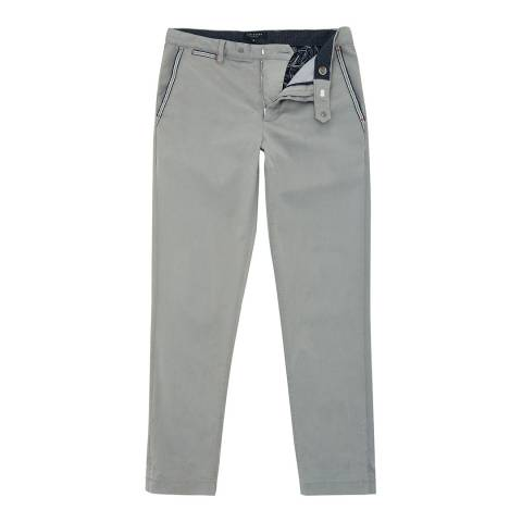 Ted Baker Grey Golftro Water-Repellent Chinos