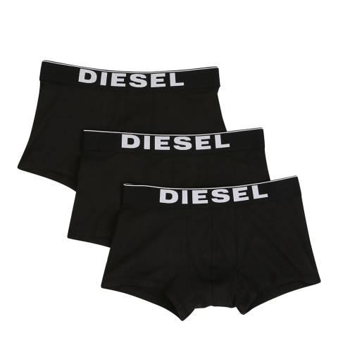 Diesel Black Boxer 3 Pack