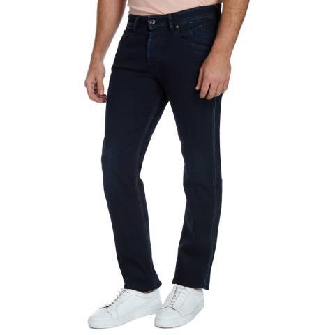 Diesel Dark Denim Belther Slim Stretch Jeans