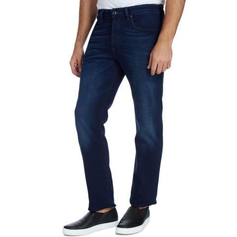 Diesel Dark Denim Buster Slim Stretch Jeans