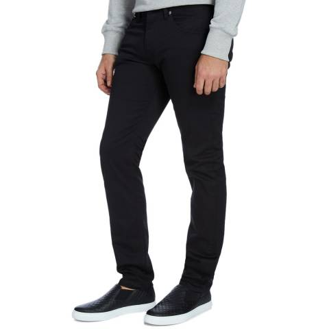 Diesel Dark Denim Thommer Slim Stretch Jeans