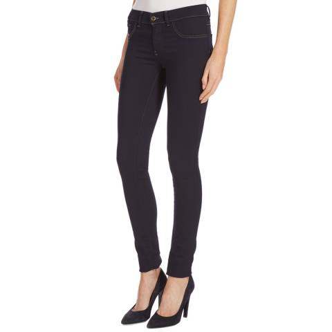 Diesel Indigo Livier Stretch Jeggings