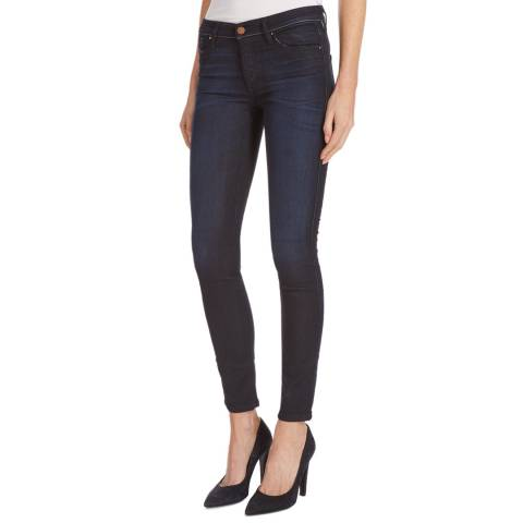 Diesel Indigo Doris Skinny Stretch Jeans