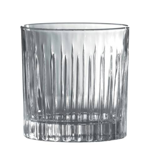 Royal Doulton Set of 6 Linear Tumbler Glasses