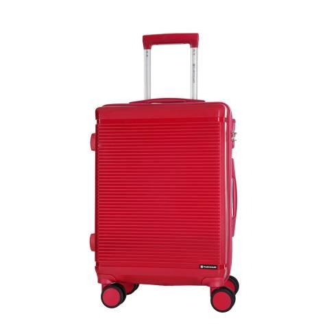 Platinium Fuchsia Redhill 8 Wheel Suitcase 66cm