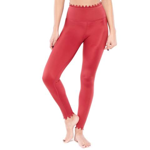 Electric Yoga Burgundy Lusting Legging