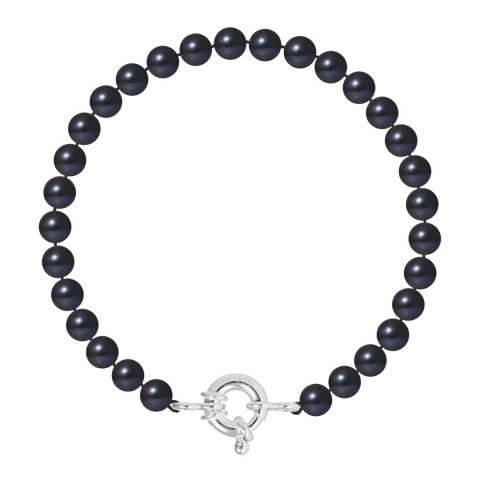 Mitzuko Black Freshwater Pearl Bracelet