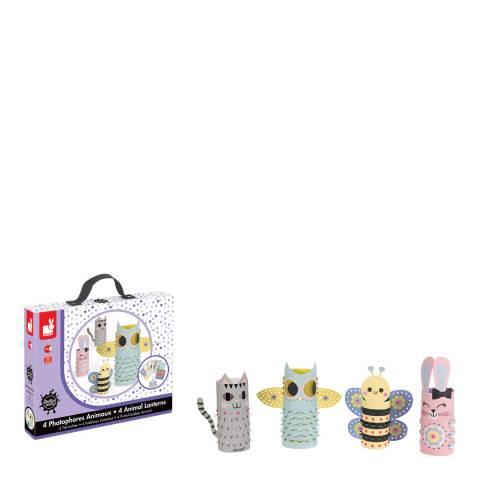 Janod Animal Lanterns