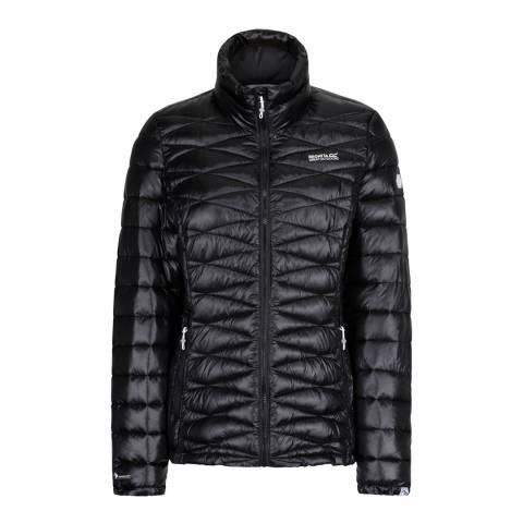 Regatta Black Metallia Insulated Jacket