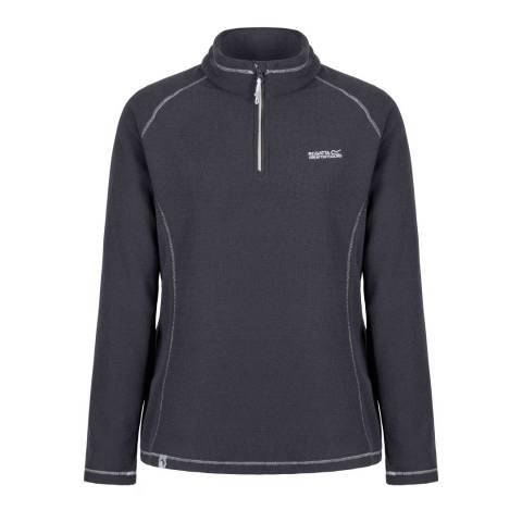 Regatta Grey Kenger Fleece Sweater