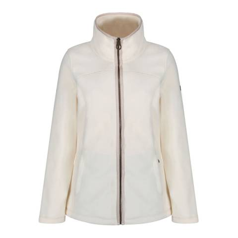 Regatta Cream Fayona Fleece Jacket