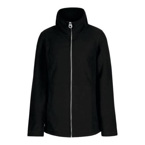 Regatta Black Fayona Fleece Jacket
