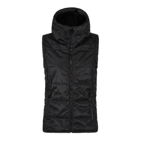 Regatta Black Winika Insulated Bodywarmer