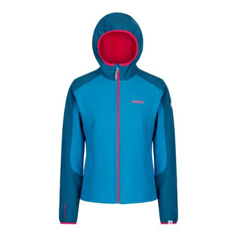 Regatta Blue Arec II Softshell Jacket