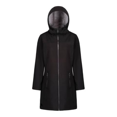 Regatta Black Alinta Softshell Jacket