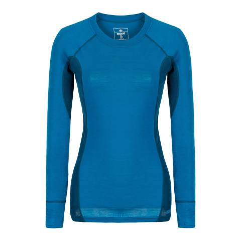 Regatta Blue Beru Base Layer Top