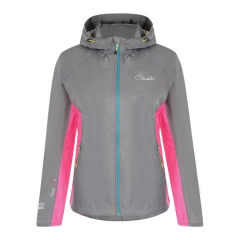 Dare2B Grey Opacus Lightweight Jacket