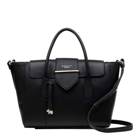 Radley Black Small Grab Multiway Bag