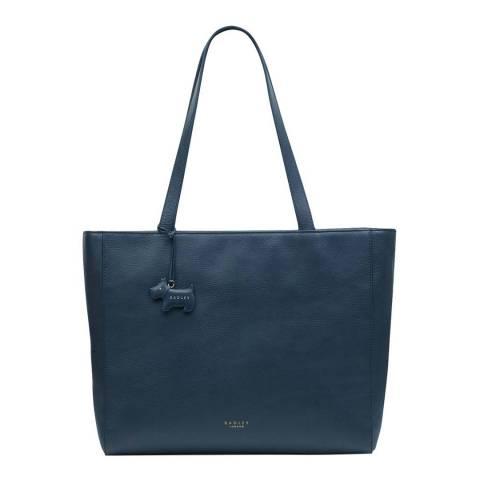 Radley Petrol Large Ziptop Bag
